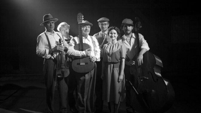 NEREZ&LUCIA zazpívají již tuto neděli v Českých Budějovicích