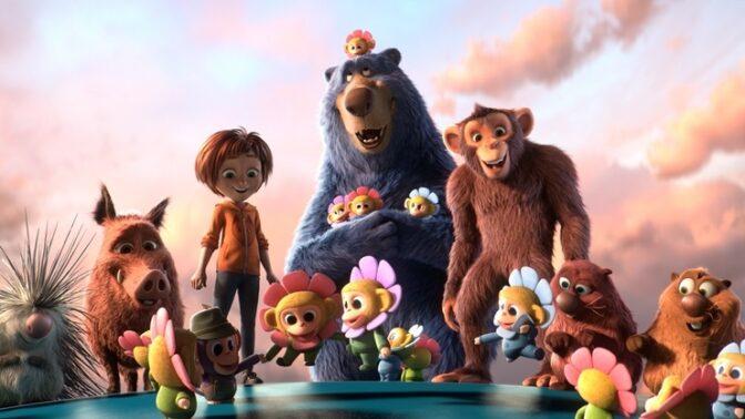 Kouzelný park: Animák plný adrenalinu otevírá brány dětem, které se nebojí snít