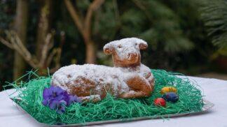 Velikonoční beránek: Vyzkoušejte piškotového, třeného, tvarohového nebo šlehačkového