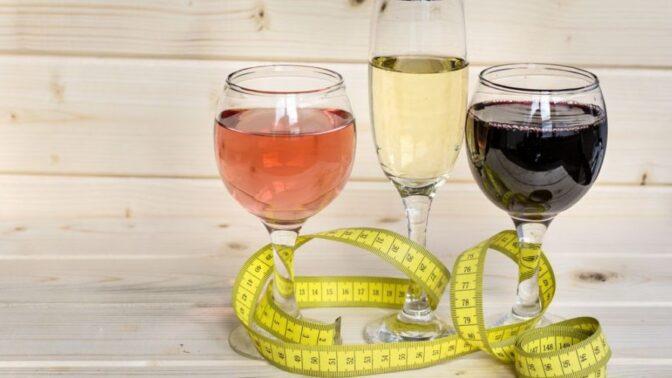 Hubnutí a alkohol: Vážně si nemůžete dát skleničku?