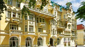 Jako z pohádky! 113 let stará architektonická kuriozita v Mariánských Lázních se znovu otevírá