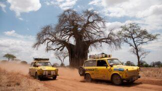 Splašená trsátka z Čech projela Afrikou: Ve stopách Hanzelky a Zikmunda v jednom z nejprimitivnějších aut, jaké kdy bylo vyrobeno