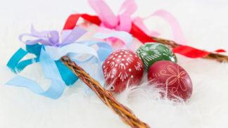 Vytvořte si velikonoční atmosféru: Tipy na výzdobu, tvoření i stylové dekorace