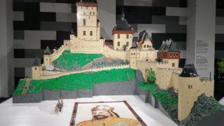 Nejlepší repliky českých hradů a zámků z lega – podívejte se, co dokáží šikovné ručičky # Thumbnail