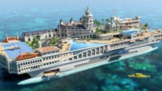 Dovolená pro miliardáře: Pokochejte se pohledem na nejluxusnější jachty světa