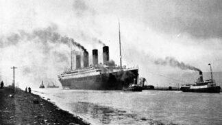 Před 107 lety Titanic narazil na kru. Největší mýty o údajně nepotopitelné lodi # Thumbnail