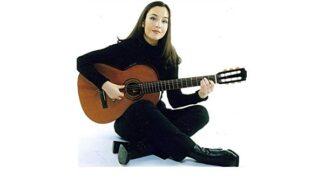 Česká skladatelka Simonne Draper boduje v Americe a vydává nové kytarové album