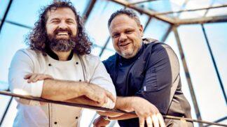 Když se spojí nejlepší cukrář s nejlepším kuchařem: Fat Brothers Maršálek s Chejnem