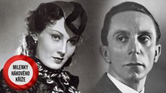 Milenky hákového kříže: Lída Baarová kvůli lásce ke Goebbelsovi odmítla Ameriku