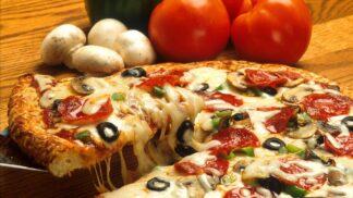 Revoluční pizzerie bez obsluhy: Do vlastnoručně vytvořené pochoutky se zakousnete za pouhých 6 minut