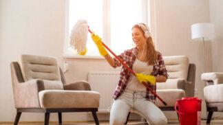 Velikonoční úklid: Správný postup, jak konečně vyhnat zimu a pustit do bytu jaro