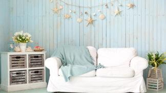 Vyletněte si interiér: In jsou pestrobarevné vzory, čerstvé řezané květiny a světlé textilie # Thumbnail