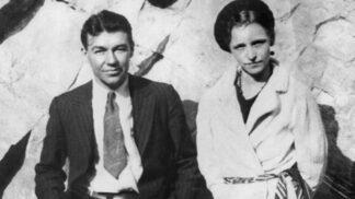 Thumbnail # Bonnie a Clyde, film versus realita: Kriminálníkem byl od sedmnácti, dohromady schytali 77 kulek