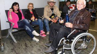 Muž roku na soustředění v Tunisku: Proč skončil Jiří Krampol na vozíčku?
