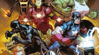 Avengers: Nový komiksový počin nejslavnějších hrdinů světa!