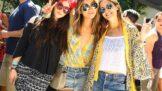 Festivalové trendy účesy: Jak být hvězdou letních akcí?