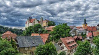 Nejkrásnější saské hrady: Některé stojí jen kousek od hranic