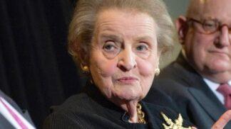 Madeleine Albrightová slaví 82. narozeniny: Proč své dětství strávila v pražském protiletadlovém krytu?