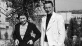 Podpantoflák Vlasta Burian: Svou manželku nezdravě miloval. Ona zemřela na jeho hrobě