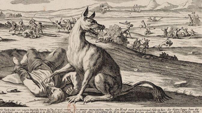 Gévaudanská bestie: Záhadný zabiják lidí, který ve Francii rozsápal na dvě stovky nebožáků