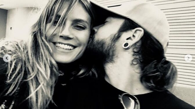 Topmodelka Heidi Klum chystá svatbu s o šestnáct let mladším zajíčkem. Kteří muži už prošli její postelí?