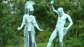 Tajemství malých penisů antických soch! Proč tehdejší lidé opovrhovali velkým pohlavím
