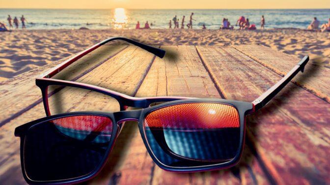 Nový trend dioptrických slunečních brýlí: Podle odborníka to má háček! Musíte myslet na čas