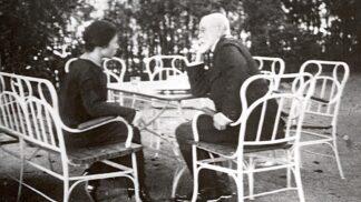 Tajný život Masaryka: Jeho srdce patřilo dvěma ženám, kromě manželky i básnířce Oldře