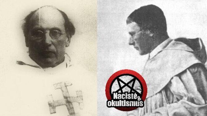 Lanz von Liebenfels: Zvrhlý nacistický mnich nazýval Čechy poloopičáky