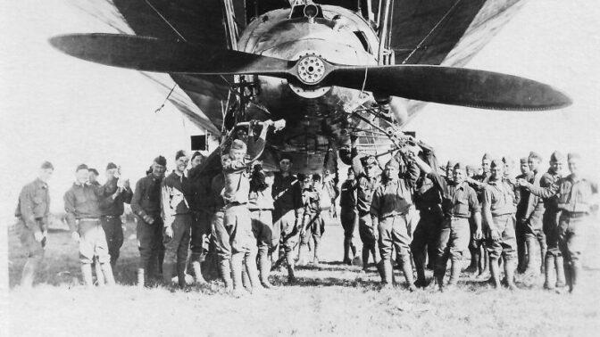 Nedostatečná rychlost, obava o dostatek paliva: Uplynulo 100 let od chvíle, kdy vzducholoď R34 překonala Atlantik