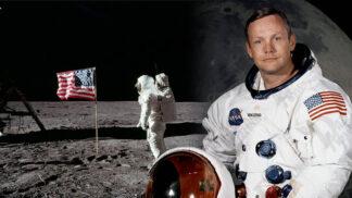 Před půl stoletím začala cesta Apolla 11 na Měsíc: Armstrong tam nasbíral 22 kilo hornin # Thumbnail