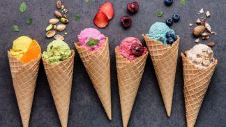 Historie zmrzliny: Pochutnat si na ní mohli jen bohatí