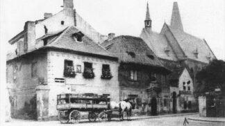 Hříšní lidé města pražského: Znáte osud slavného hostince Jedová chýše, kam chodil i Karel IV.?