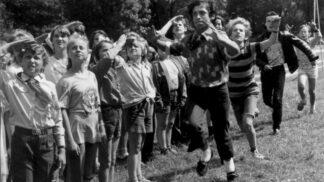 Film Pějme píseň dohola: Při natáčení děti tajně hrály flašku, Geislerová byla neukázněná