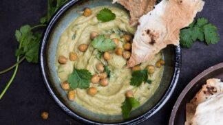 Hummus: Potravina pro štíhlou linii, neobsahuje cholesterol a navzdory jménu lahodně chutná