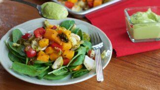 Salátové zálivky: Jaký použít olej a proč zeleninu vždy osušit? # Thumbnail