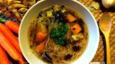 Pravé domácí nudle do polévky – jak je připravovat i sušit