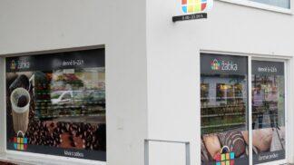 V Brně otevřeli novou prodejnu Žabka. # Thumbnail