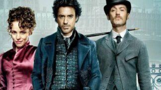 Sherlock Holmes: Robert Downey Jr. by bez manželky neměl roli a Jude Law si přepsal Watsona