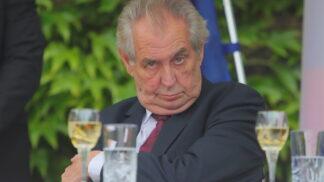 Prezident Miloš Zeman slaví 75. narozeniny: Nejprve si vzal spolužačku ze střední, poté svoji asistentku