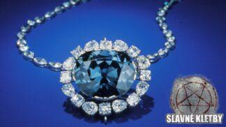 Prokletí legendárního diamantu Hope. Kdo ho koupil, záhy tragicky zemřel # Thumbnail