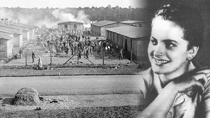 Krásná bestie Irma Grese. Osud zvrácené dozorkyně z koncentračního tábora