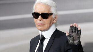 Světový návrhář Karl Lagerfeld: Co jste nevěděli o jeho legendárních rukavicích? # Thumbnail