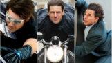 Zajímavosti o sérii Mission: Impossible: V každém lichém díle má Cruise krátký sestřih a v sudém dlouhý