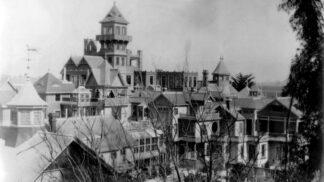 Záhadný dům rodu Winchesterů: Okna v podlaze, dveře do prázdna # Thumbnail