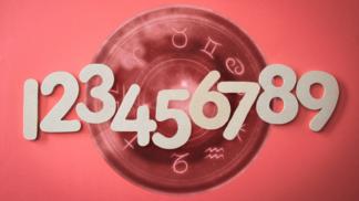 ČÍSELNÝ HOROSKOP: Najděte své osudové číslo a naučte se s ním manipulovat ke svému prospěchu # Thumbnail