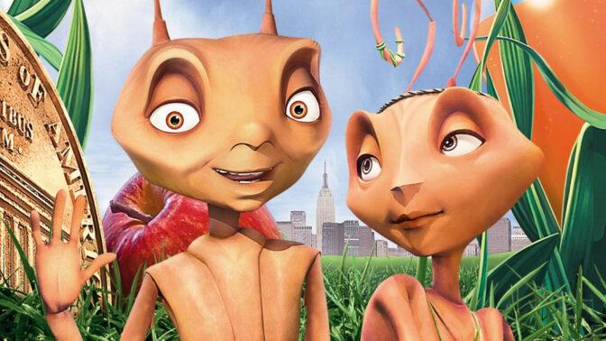 Zajímavosti o animovaném filmu Mravenec Z: Komedie s odkazem na Pulp Fiction, Woody Allen namluvil svou roli za pět dní