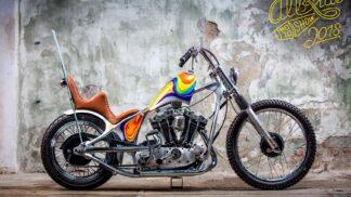 Výstava unikátních motocyklových přestaveb letos otevře brány na nové adrese.