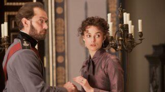 Romantické drama Anna Karenina: Susanne Lothar zemřela krátce po dotočení snímku, Vronského si měl zahrát Pattinson