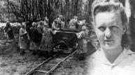 Plavovlasá mrcha Dorothea Binz z koncentračního tábora Ravensbrück: Když si vzala krumpáč, zachvátil vězně strach # Thumbnail